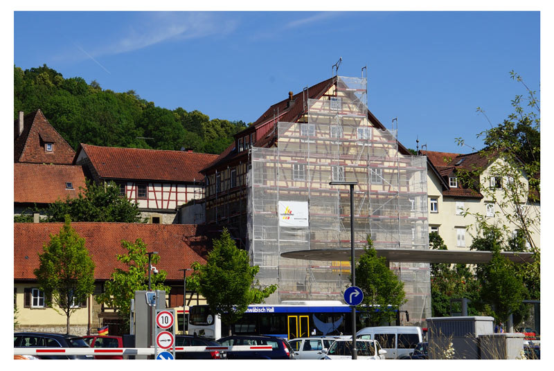 Widmann Gruppe - Maler Wörtz - Senden - Gerüst - Gerüstbau