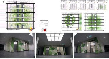 Widmann Gruppe - Maler Wörtz - Senden - Innnenraum - Konzeption