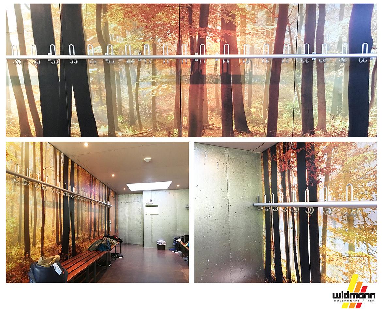 Widmann Gruppe - Maler Wörtz - Senden - Grafisches_Raumdesign