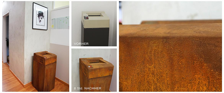 Widmann Gruppe - Maler Wörtz - Senden - Moebiliar Rost