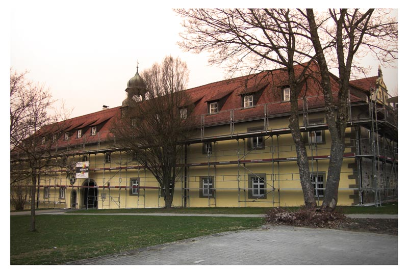 Widmann Gruppe - Maler Wörtz - Senden - Gerüstbau - Gerüst