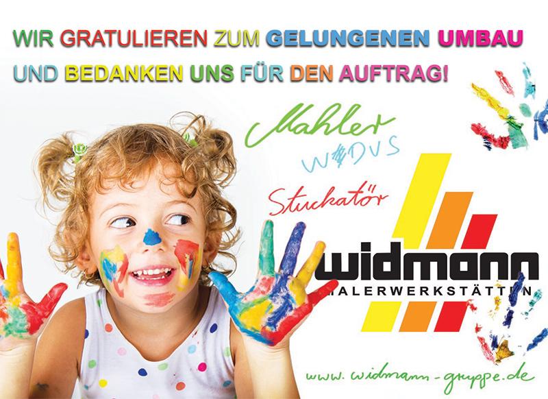 Widmann Gruppe - Maler Wörtz - Senden - Media
