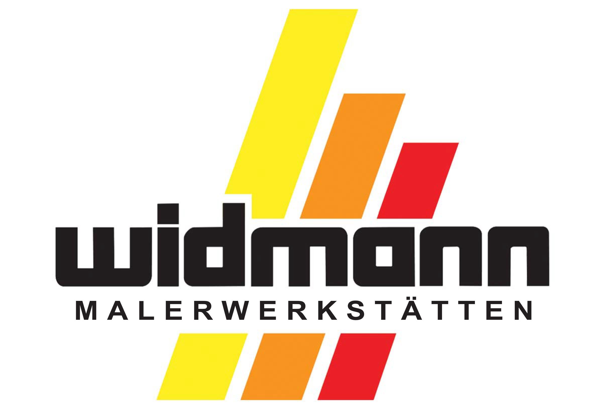 Widmann Gruppe - Maler Wörtz - Senden - Logo Widmann