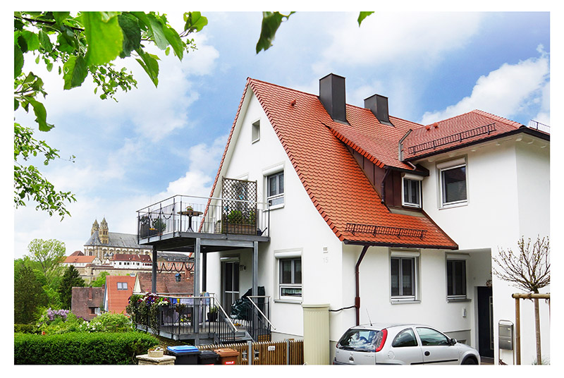 Widmann Gruppe - Maler Wörtz - Senden - Fassade